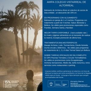 Ampa Colegio Vistarreal Altorreal