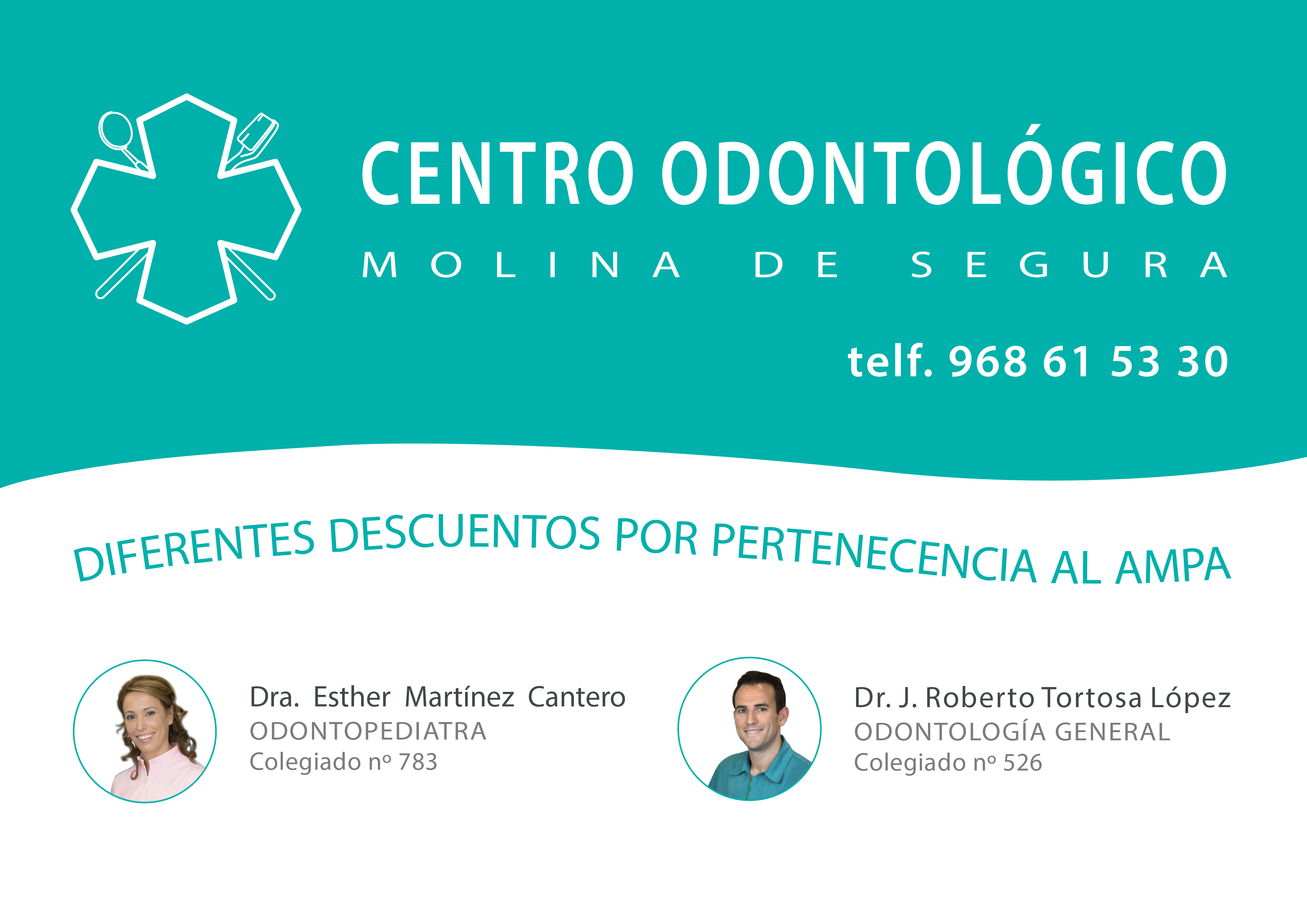 Centro odontológico Molina de Segura
